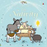 TOUCHY FEELY NATIVITY - Usborne book - Carte educativa