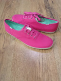 Tenisi dama KEDS originali noi tesut roz foarte usori si comozi 40,5 !, 40.5, Fuchsia, Textil
