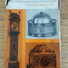 Carte,, Ceasuri vechi'' 1956 - Carte veche