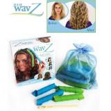 Bigudiuri Spiralate Pentru Ondulat Parul Hair Wavz-par mediu/lung