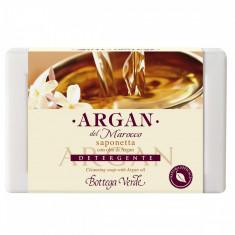 Argan de Maroc - Sapun cu ulei de argan regenerator, hranitor... - Bottega Verde - Sapun solid