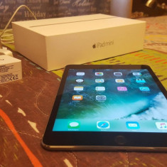 Apple iPad mini 4, Wi-Fi, 128GB, Space Grey, Nou, Gri