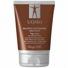 UOMO - Piper Negru balsam dupa barbierit cu acid hialuronic -... - Bottega Verde