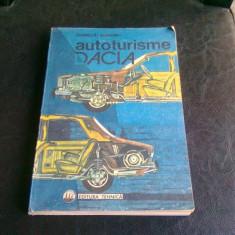 AUTOTURISME DACIA - CORNELIU MONDIRU - Carti auto