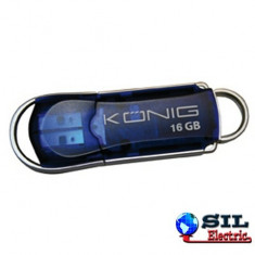 Flash USB 2.0 16GB Konig - Stick USB