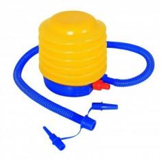 Pompa manuala de picior pentru piscine si saltele gonflabile Bestway 62007, Step-Air