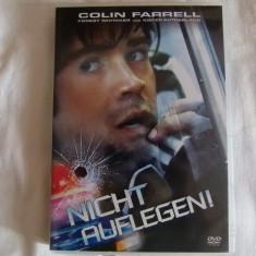 Nicht auflegen - dvd - Film actiune Altele, Engleza