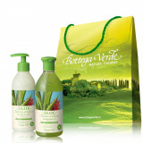 Set Gel de dus si lapte de corp cu extract de Aloe Vera - Bottega Verde