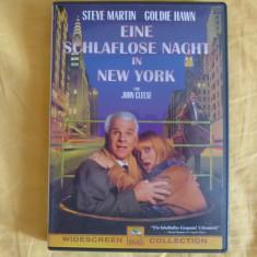 Eine schlaflose Nacht in New York - Film comedie Altele, DVD, Romana