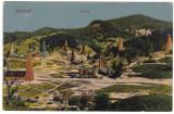 #2070- Romania, Bustenari carte postala necirculata aprox.1917 Sonde