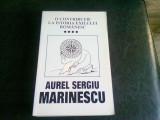 O CONTRIBUTIE LA ISTORIA EXILULUI ROMANESC - AUREL SERGIU MARINESCU VOL.4