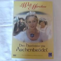 Drei Haselnusse fur Achelbrodel - Film romantice Altele, DVD, Altele