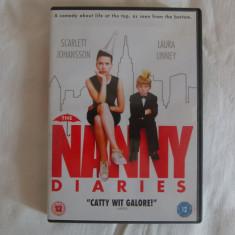 Nanny diaries - dvd - Film comedie Altele, Engleza