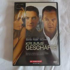 Krumme geschafte - Film actiune Altele, DVD, Engleza
