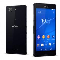 SONY XPERIA Z3 COMPACT BLACK/WHITE ABSOLUT NOU 0, 00 MINUTE NEACTIVAT BULK - Telefon mobil Sony, Neblocat