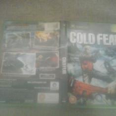 Cold Fear - XBox classic - Jocuri Xbox, Actiune, 3+, Multiplayer