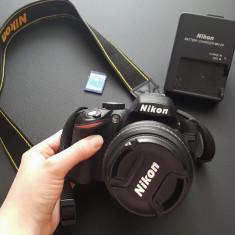 Nikon D3200 - Aparat Foto Nikon D3200