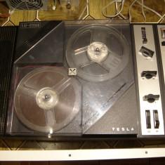 Magnetofon Tesla B59 Stereo /vintage /complet /netestat