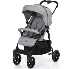 Carucior Sport Treviso 4S Grey Circle - Carucior copii 2 in 1 ABC Design