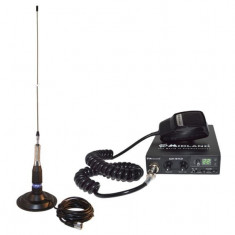 Kit Statie radio CB Midland Alan 100 Plus + Antena PNI ML160 + MAG MID-PACK19