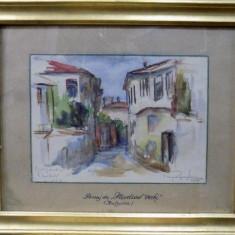 Ioan Papazoglu, Plovdiv Bulgaria 1957 - Pictor roman