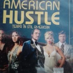 DVD American Hustle - Teapa In Stil American - Film drama, Romana