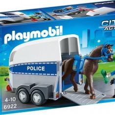 Remorca Cu Cal - Masinuta electrica copii Playmobil