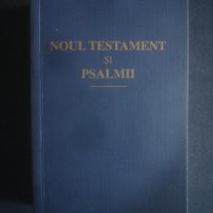 NOUL TESTAMENT SI PSALMII (2009), Alta editura