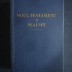 NOUL TESTAMENT SI PSALMII (2009)