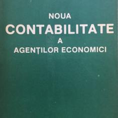 NOUA CONTABILITATE A AGENTILOR ECONOMICI - C. M. Dragan - Carte Contabilitate