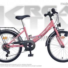 Bicicleta DHS K2014 - 5V - Bicicleta de oras