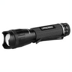 Lanterna iPROTEC PRO 180 Lite (IP6079), Culoare: Negru, Marime: M