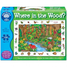 Puzzle orchard toys In Padure 150 Piese
