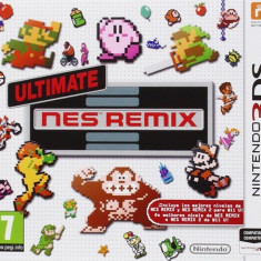 Ultimate NES Remix 3DS - Jocuri Nintendo 3DS