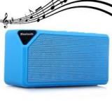 Cumpara ieftin Mini boxa portabila bluetooth cube X3 TF SD USB Radio Fm
