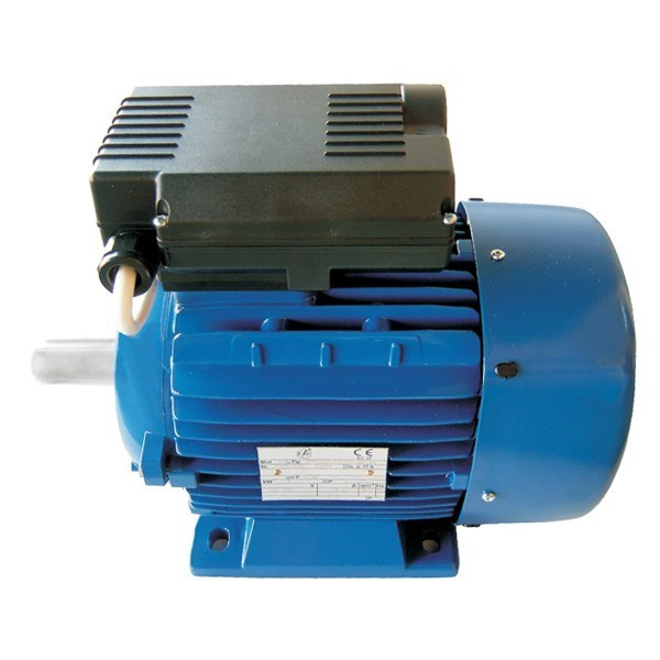 Motor electric monofazat 0.55 Kw, 1400 rot/min Electroprecizia foto mare
