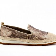 Sneakers - Tenisi dama Paul Green, Culoare: Bronz, Marime: 39