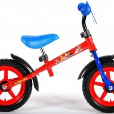 Bicicleta Fara Pedale Pentru Copii Baieti 12 Inch Volare Paw Patrol - Bicicleta copii