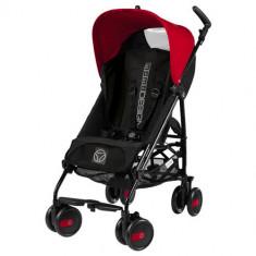 Carucior Pliko Mini Momodesign Rosu - Carucior copii 2 in 1 Peg Perego