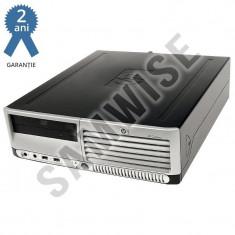 Calculator Intel Core 2 Duo E6400 2.13GHz 2GB DDR2 80GB DVD Garantie 24 LUNI !!! - Sisteme desktop fara monitor HP, 2001-2500 Mhz, 40-99 GB, LGA775