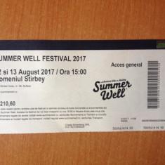 Bilete la Summer Well - Bilet concert