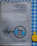 Ingineria seismica a constructiilor hidrotehnice Radu Priscu