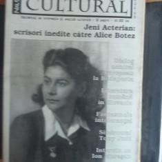 Colectia revistei Observator Cultural, primele 105 numere - Revista culturale