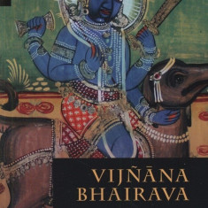 Vijnana Bhairava - O suta douasprezece metode de unire cu divinul - Carti Hinduism