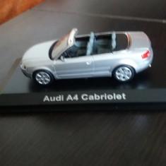 Macheta audi a4 cabriolet - norev, 1/43. - Macheta auto