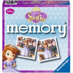 Jocul Memoriei Printesa Sofia - Jocuri Logica si inteligenta Ravensburger