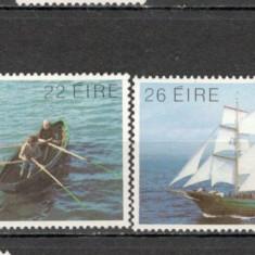 Irlanda. 1982 Barci KX.488 - Timbre straine, Nestampilat
