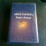 MIHAI EMINESCU - POEZII POESIES - Carte poezie