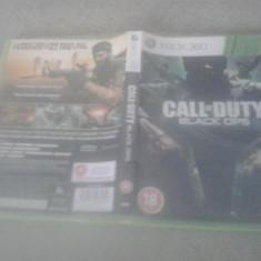 Call of duty - Black Ops - XBOX 360 - Jocuri Xbox 360, Shooting, 18+, Multiplayer