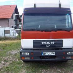 Autosasiu MAN LE 12.220 - Camion